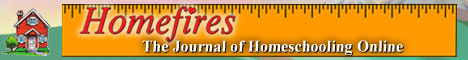 Homefires is the homeschooler's resource center for ready-made curriculum, advice, support and community